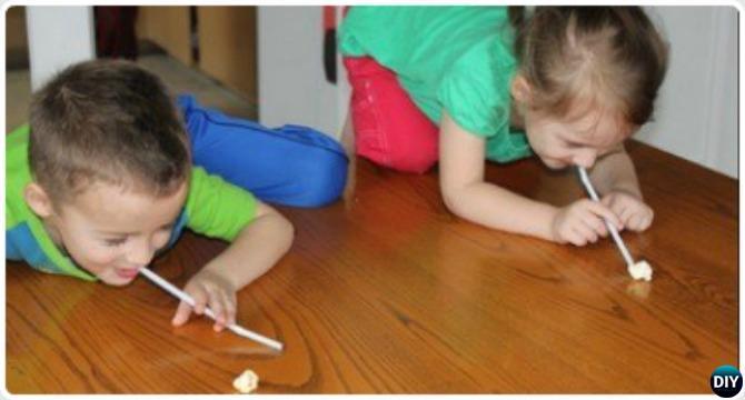 Popcorn Olympics 20 Indoor Kids Activities Diyhowto Diy How To