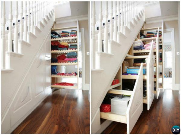 Understairs Kitchen Storage Ideas
