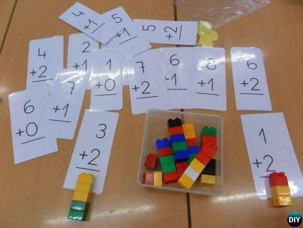 Using LEGO to Build Math Concepts-Teachers Use LEGO To Explain Math To Children