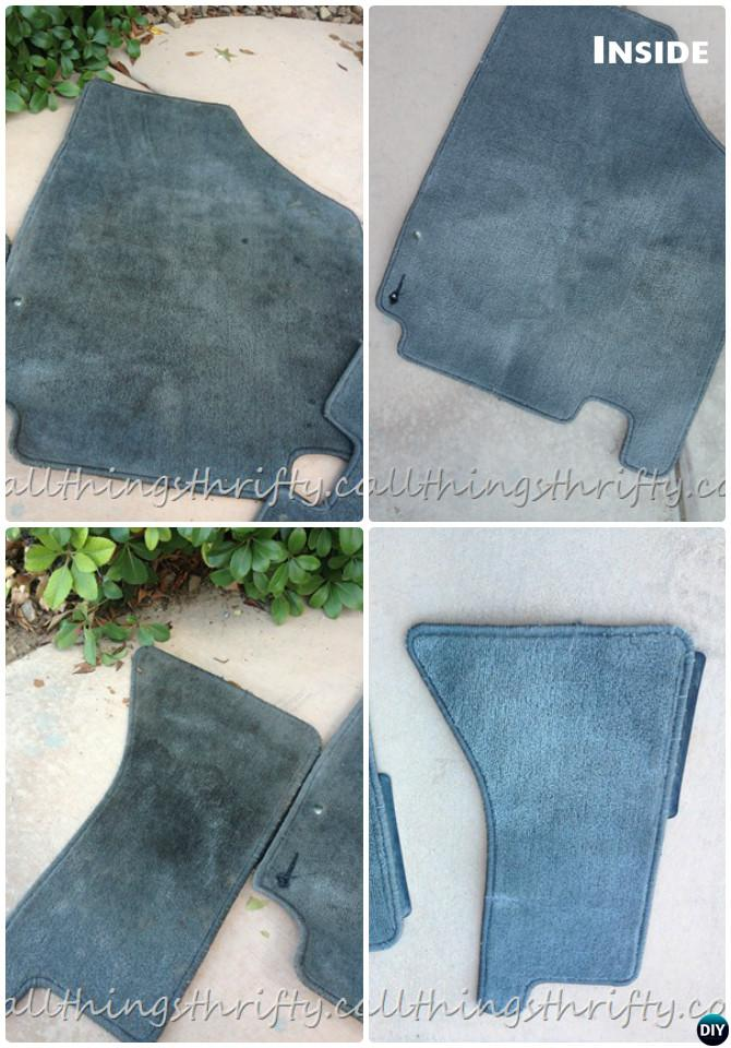 Wash Clean Car Floor Mats-20 Car Cleaning Detailing Tips and Tricks
