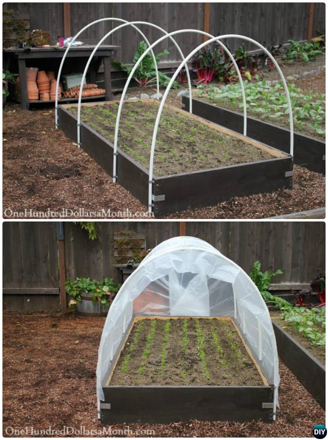 18 diy green house projects picture instructions for Bhg greenhouse