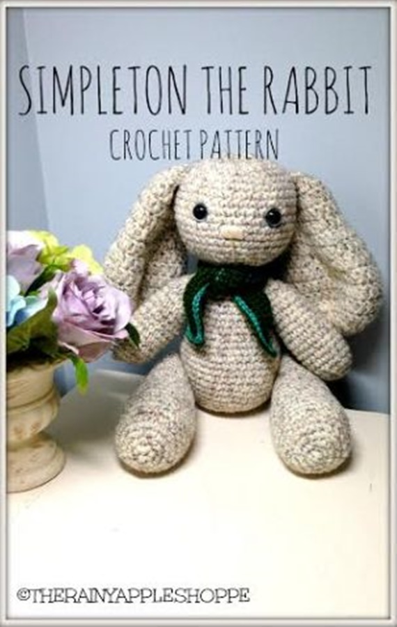 Bunny Amigurumi - Free Easter Pattern | Craft Passion | 900x570
