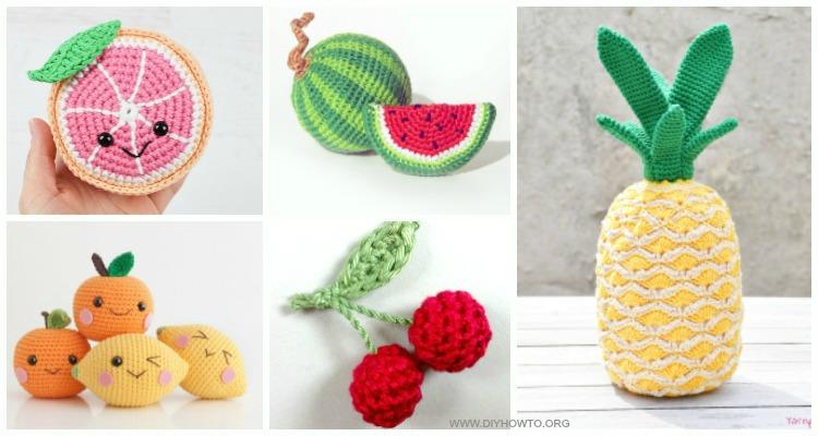 Amigurumi Food: NEW Crochet Pattern