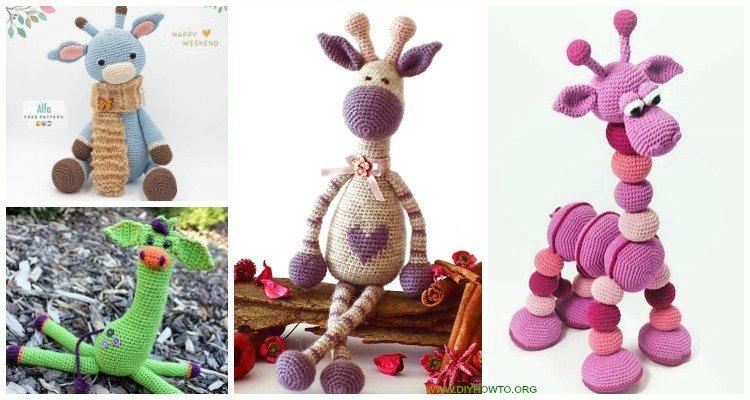 50 Free Crochet Patterns for Amigurumi Toys – 1001 Crochet   400x750