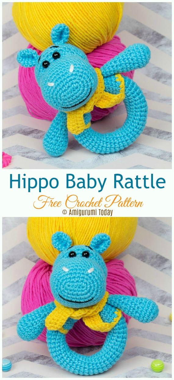 Monkey baby rattle crochet pattern | Crochet monkey, Crochet ... | 1240x570