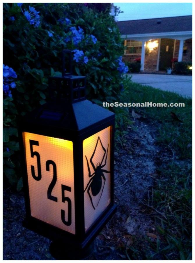 DIY Solar Inspired Solar Light Lighting Ideas- DIY Recycled Mason Jar Solar Ghost Lantern Tutorial