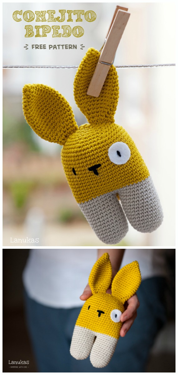 Bug rattles - amigurumi pattern | Crochet pattern | lilleliis | 1200x570
