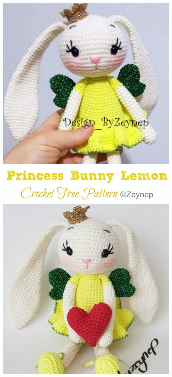 Amigurumi Princess Doll in Cape Crochet Free Pattern - Part 1 ... | 1250x570