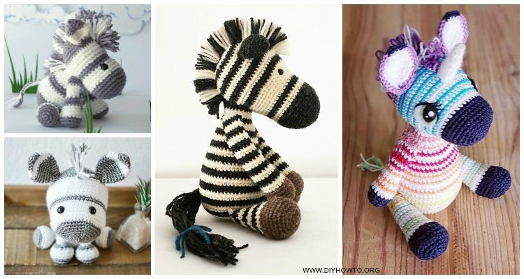 Ravelry: Betje Zebra (modificatie) pattern by Kristel Droog | 400x750