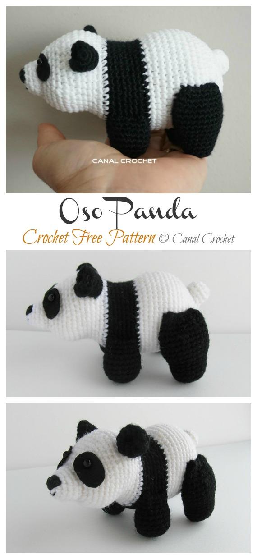 Ravelry: oso pattern by Daniela Stankovicova | Crochet teddy bear ... | 1240x570