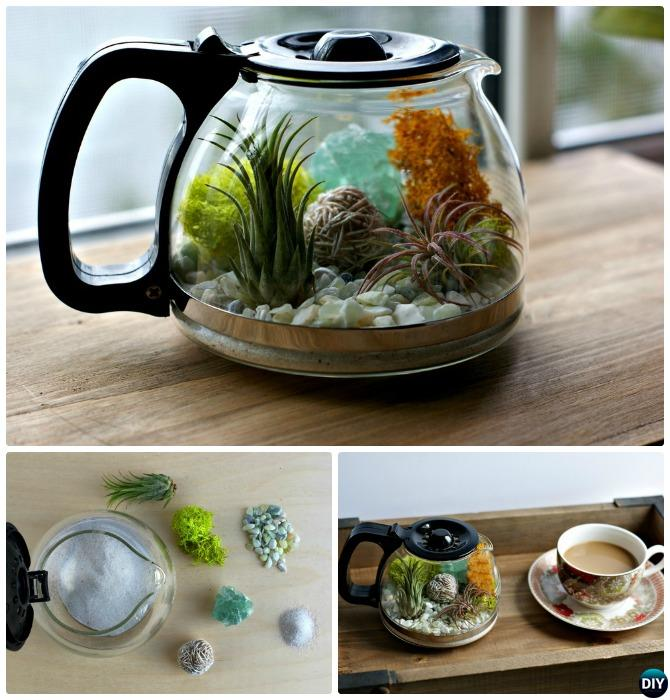 terrarium craft ideas diy mini terrarium garden ideas 3066