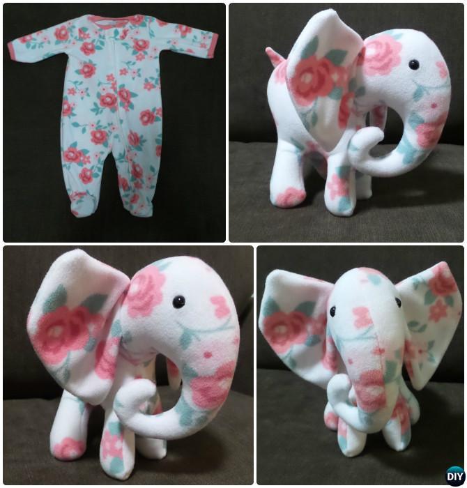 Wonderful DIY Baby Onesie Memory Bear Keepsake Bear Pattern KP68