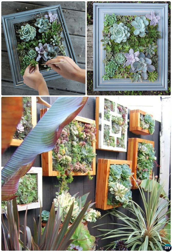 Backyard Garden Fence Decoration Makeover DIY Ideas on Backyard Wall Decor Ideas id=24461