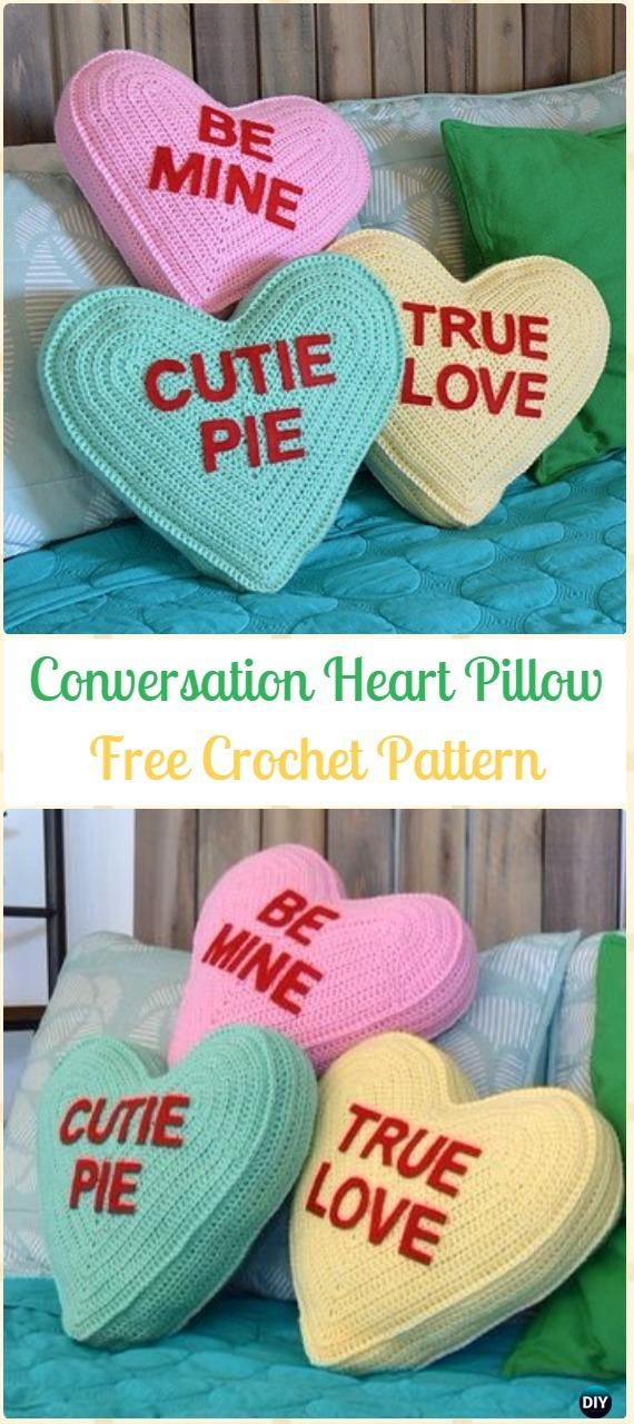Free Pattern] Adorable And Easy To Make Heart Keychain...The ... | 1280x570
