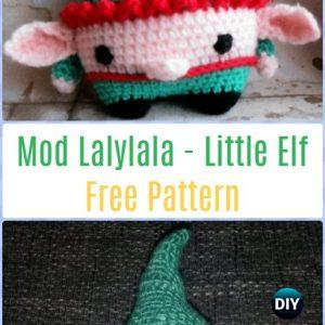 Amigurumi Crochet Patterns by lalylala on Etsy | 300x300
