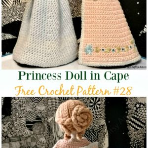 Summer, Crochet doll Pdf, Gorjuss doll crochet, Crochet doll ... | 300x300
