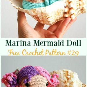 BB Dolls – AmigurumiBB | Crochet dolls free patterns | 300x300