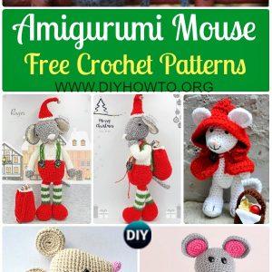 Mickey and Minnie Crochet Tutorial (Part 1) - YouTube   300x300