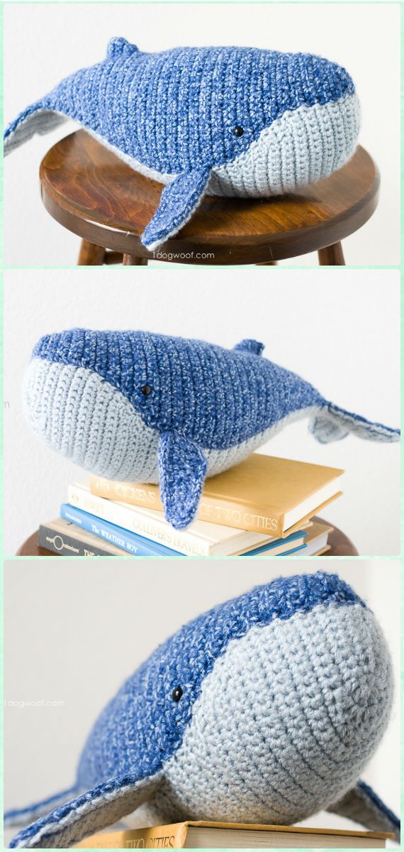 Crochet Jellyfish Free Pattern - Amigurumi Crochet Sea Creature ... | 1200x570