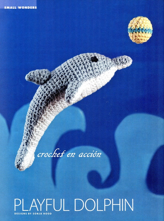 Amigurumi Crochet Sea Creature Animal Toy Free Patterns | Crochet ... | 900x670