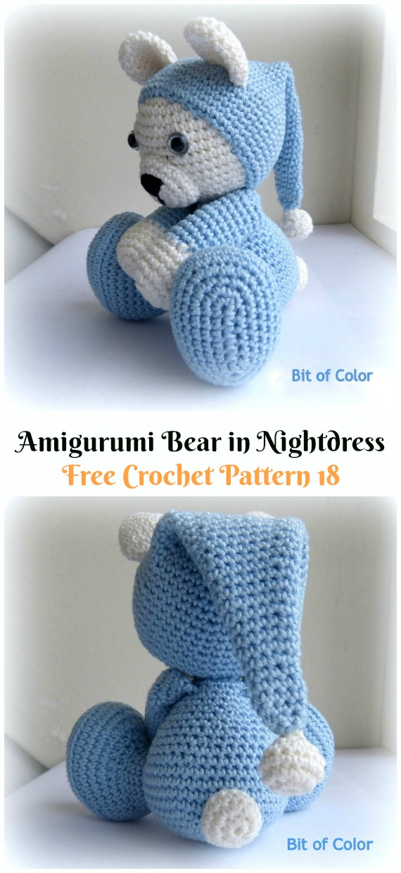 SIMPLE crochet teddy bear tutorial part 1 / beginner friendly ... | 1240x570