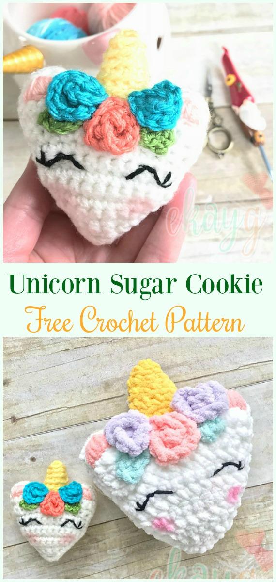 9 Crochet Unicorn Patterns – Cute Toys - A More Crafty Life   1200x570