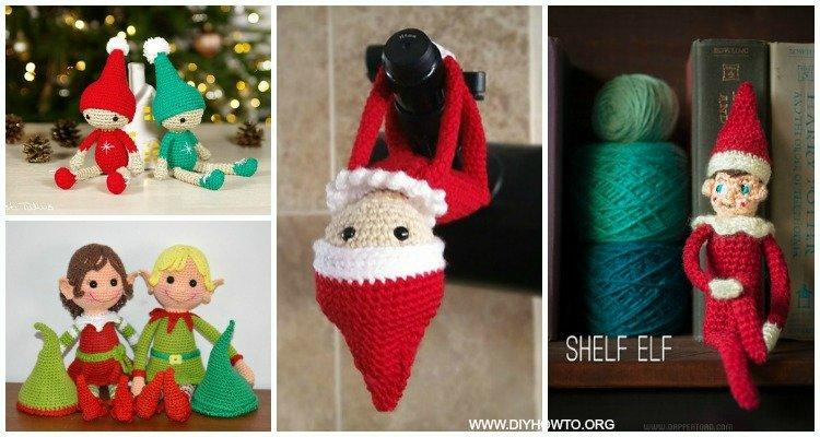 Elf Amigurumi Crochet ⋆ Crochet Kingdom | 400x750