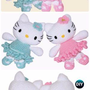 Ballerina Doll Bunny Pattern – Crochet | 300x300