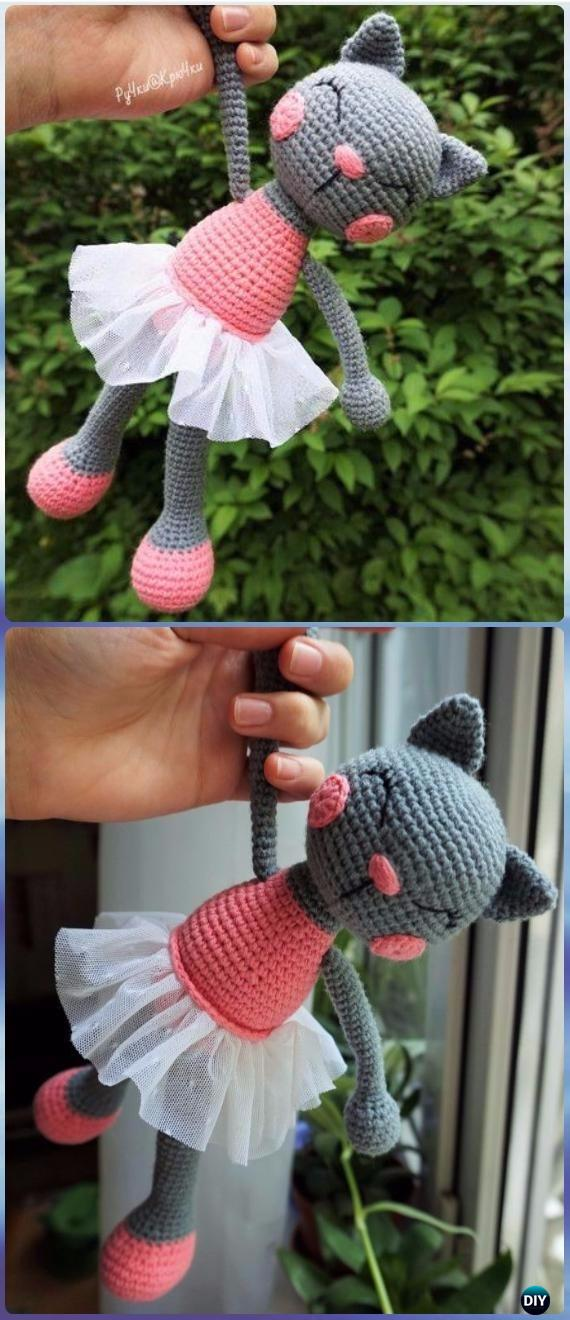 Ballerina – Amigurumi Patterns | 1320x570