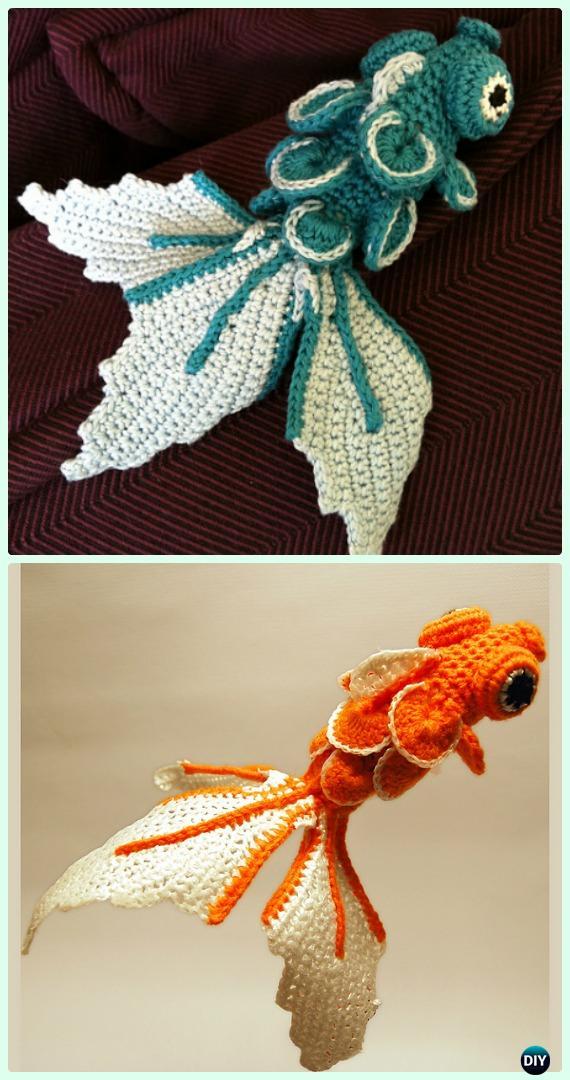 A little fish – Amilovesgurumi | 1080x570