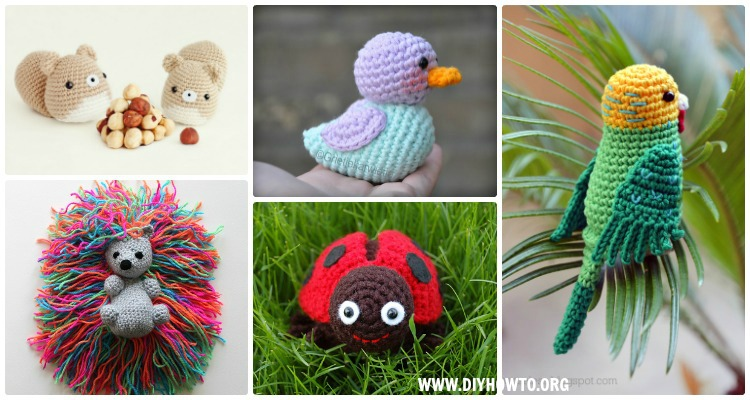 Long-legged amigurumi toys - Amigurumi Today - Amigurumi Crochet ... | 400x750
