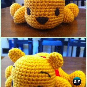 Eeyore Amigurumi Free Crochet Pattern. Thanks for noticin' me ...   300x300