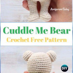 Cuddle Me Pony amigurumi pattern - Amigurumi Today | 300x300