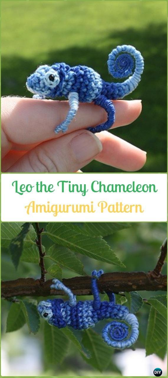 Amigurumi Amigurumi Chameleon TOP 10 – Amigurumi Recipes to ... | 1280x570