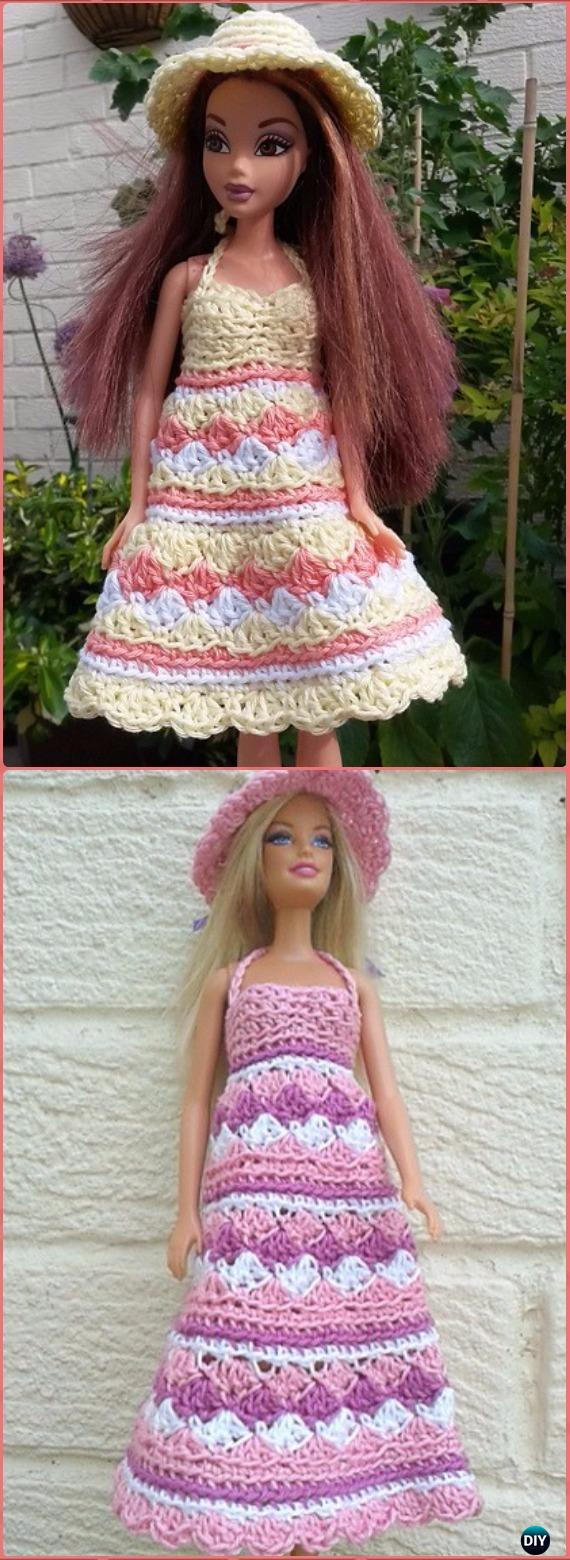 Crochet Doll Patterns and Accessories | AllFreeCrochet.com | 1560x570