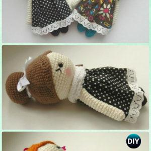 36 Japanese Crochet Amigurumi Animals and Dolls Ideas and Images ... | 300x300
