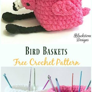 Amigurumi Kangaroo Free Pattern – Free Amigurumi Crochet | 300x300