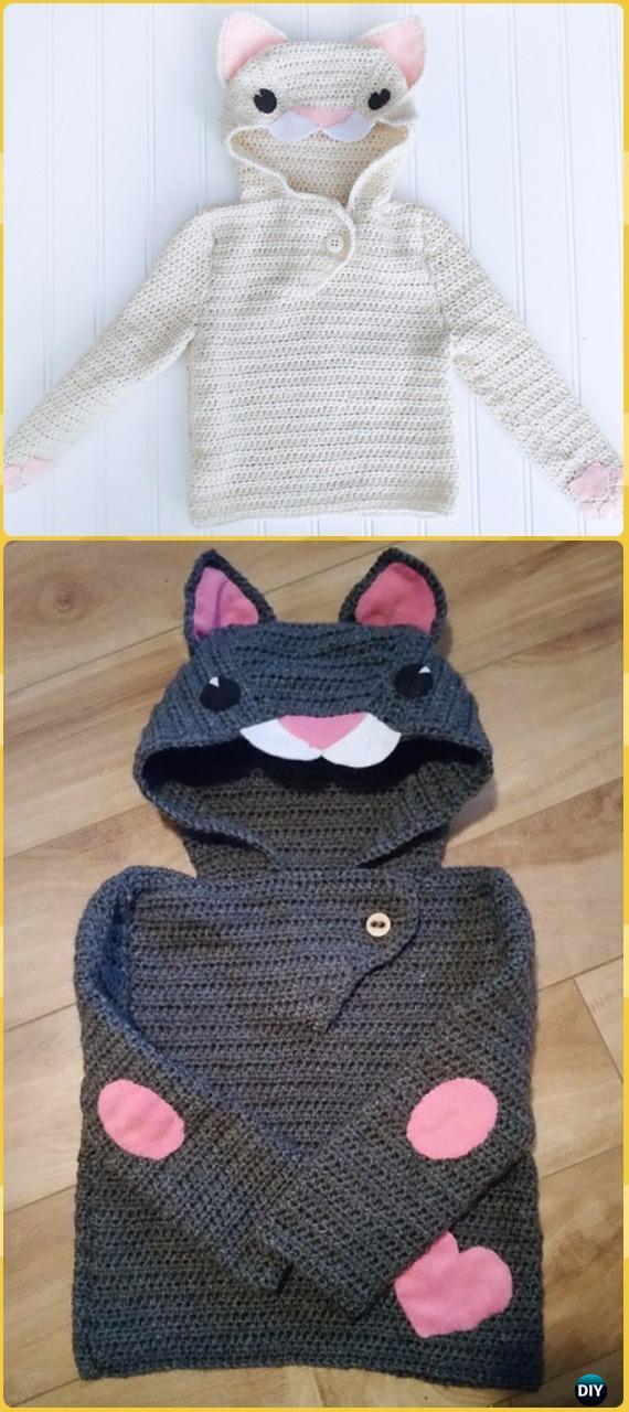 Crochet Granny Square Kitty Cat Softie Amigurumi Free Pattern ...   1280x570