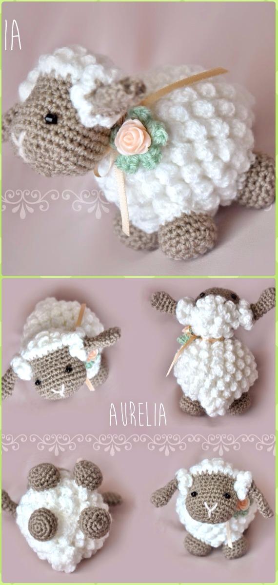 Crocheted sheep pattern // Kristi Tullus (sidrun.spire.ee ... | 1200x570