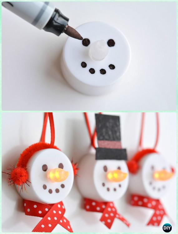 christmas crafts for kids 20 easy diy ornament craft ideas for to make 3598