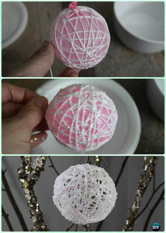 ornament craft ideas for kids 20 easy diy ornament craft ideas for to make 6987