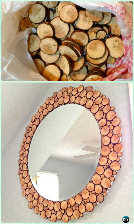 Diy Decorative Mirror Frame Ideas And Projects Picture Instructions