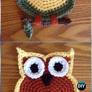 Owl Amigurumi Pattern Cutest Crochet Ideas Video Tutorial   300x300