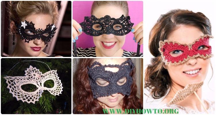 Singles Masquerade Ball Amigurumi Patterns