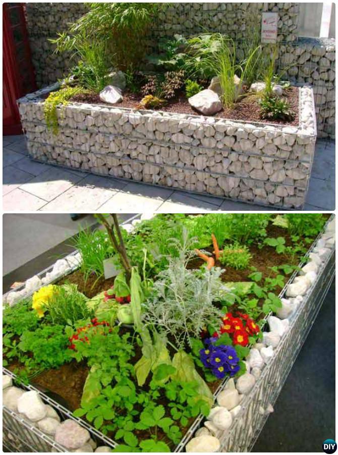 20 Ultimate Creative Garden Bed Edging Ideas Tutoring You